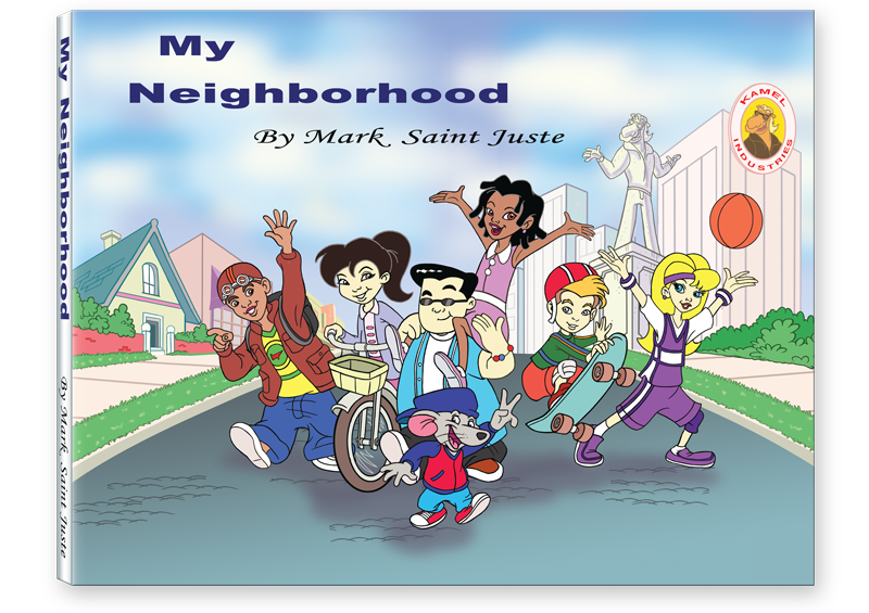 my_neighborhood_mark_saint_juste_book